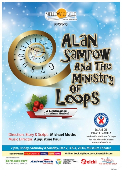 Alan Samrow and the Ministry of Loops